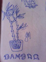Free hand drawing